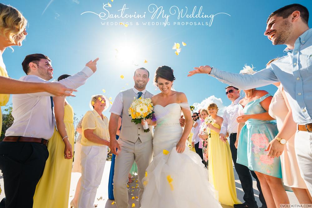 f4c21d24b0d Santorini wedding. Weddings ...