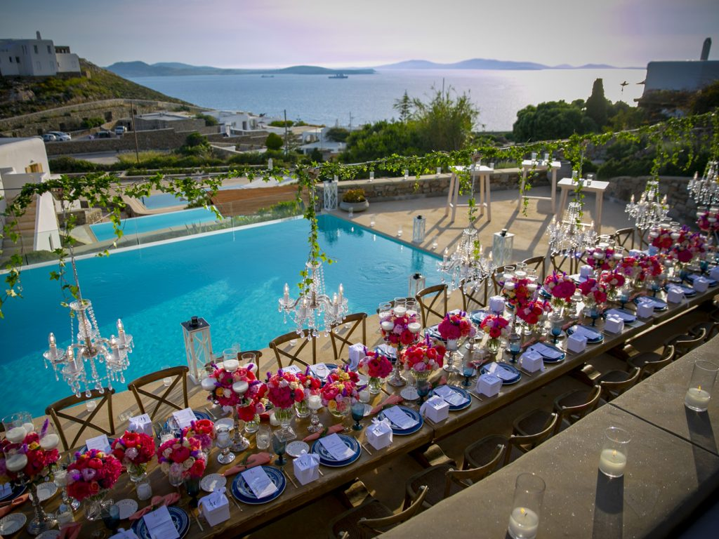 Wedding planner Mykonos