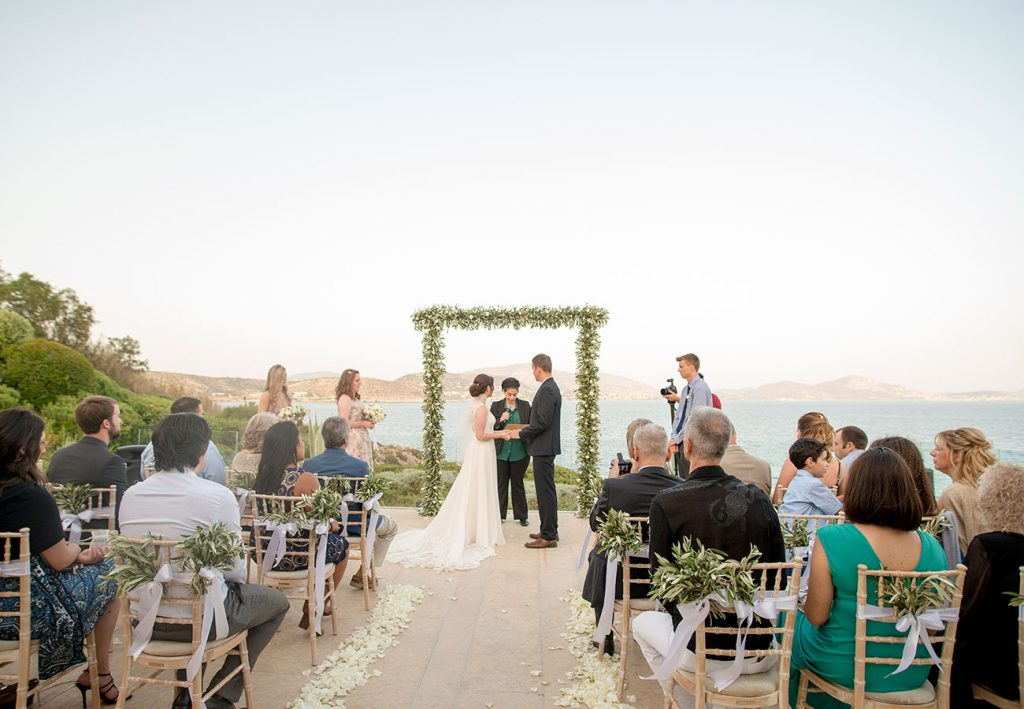 Wedding planners in Greece
