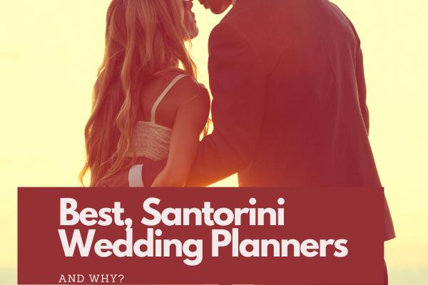 best Santorini Wedding Planners 2020