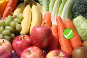 διατροφή και καρκίνος μαστού - λαχανικά και φρούτα